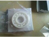 100 шт./лот R188 ZrO2 полностью керамические подшипники 6,35*12,7*4,763 мм диоксид циркония ZrO2 Керамика мяч на подшипнике, для пальца роликовые подшипни...
