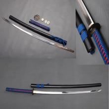 cheap real katana swords for sale espada katanas samurai japanese swords katana carbon steel Sharp bushido Full tang