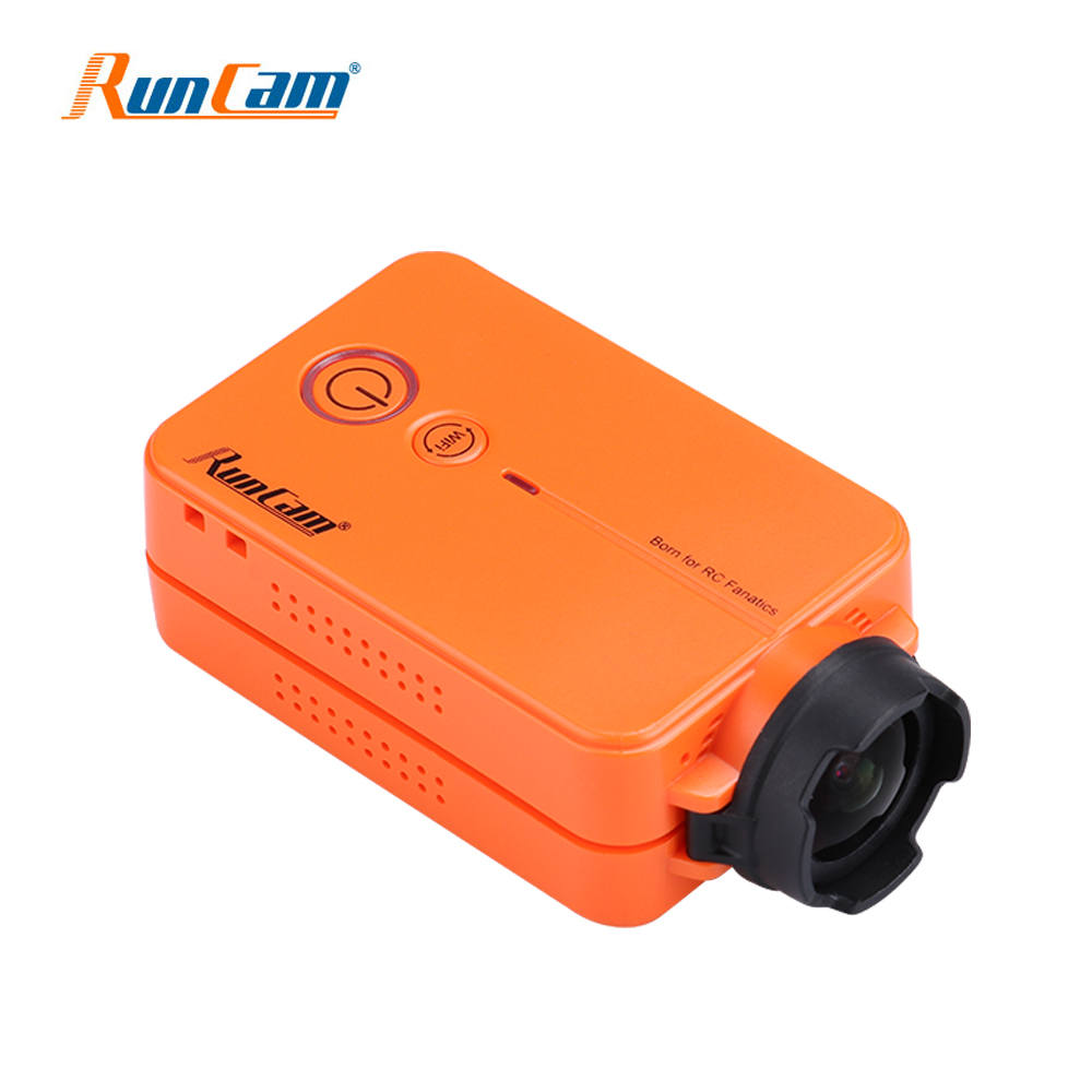 RunCam 2 V2 RunCam2 HD 1080P 120 Degree Wide Angle WiFi FPV Camera For RC QAV210