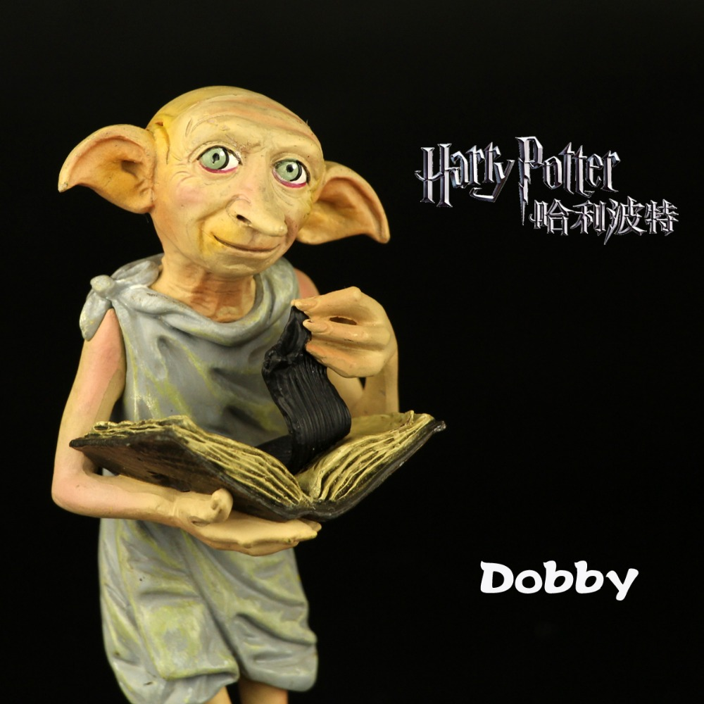 2017 Noble Collection Latest Version Harry Potter Dobby Collection Model Toys Domestic elf potter b the beatrix potter collection volume one