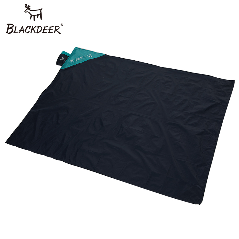 BLACKDEER Quality Picnic Pad Camping Picnic pocket Mat Beach Pad Foldable Waterproof nylon Outdoor Sports Ultralight Blanket