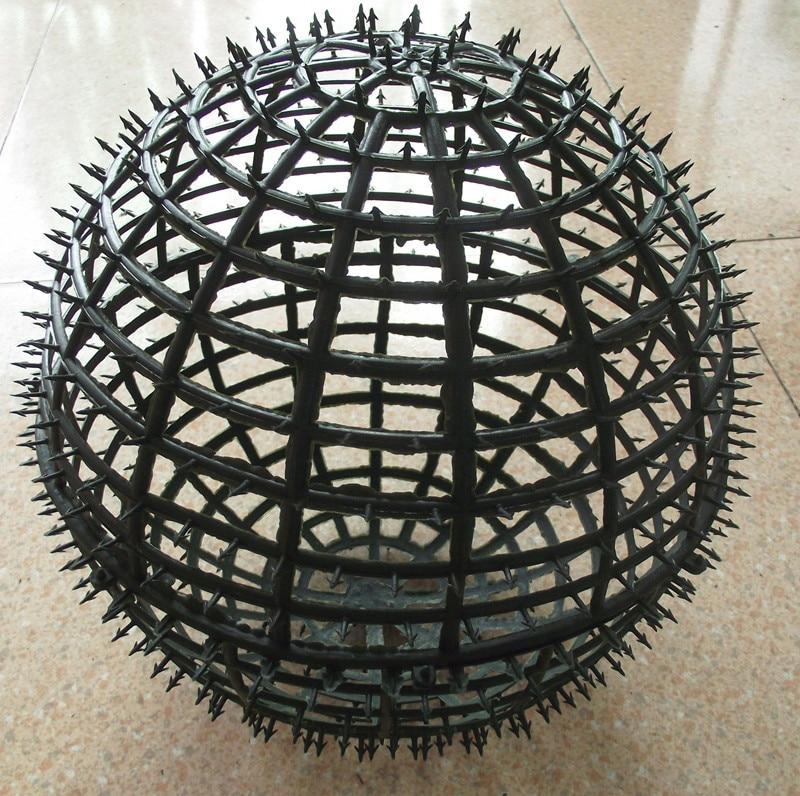 12inch 30cm 16inch 40cm DIY Flower Ball Frame For Wedding Kissing Ball Plastic Wreath Frame For