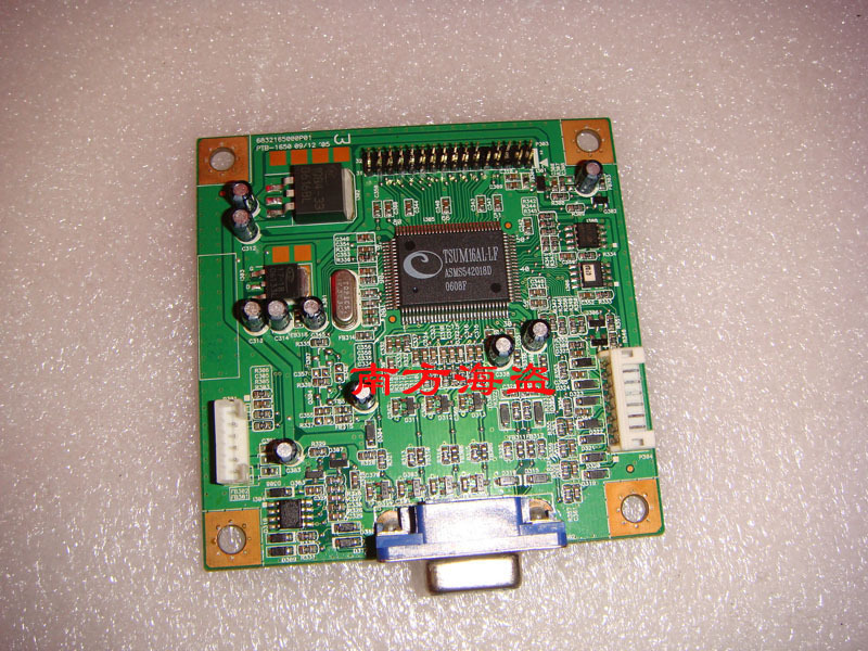 Free Shipping>Original  LXM-L17AB L171 driver board 6832165000P01 PTB-1650-100% Tested Working free shipping lxm l17ch power board pi 170dtla 200 001 170dtla ah disassemble board original 100% tested working