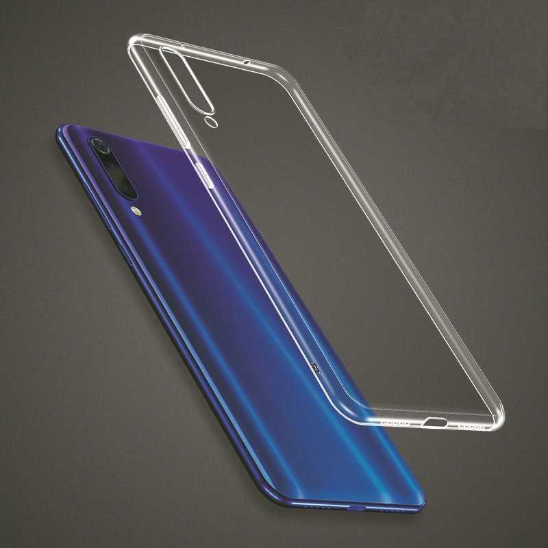สำหรับ Xiao mi mi 9 mi 9 6.39 Anti - knock โทรศัพท์กรณีสำหรับ Xiao mi mi 9 SE 5.97 6 GB 8 GB 128 GB โปร่งใสกรณี