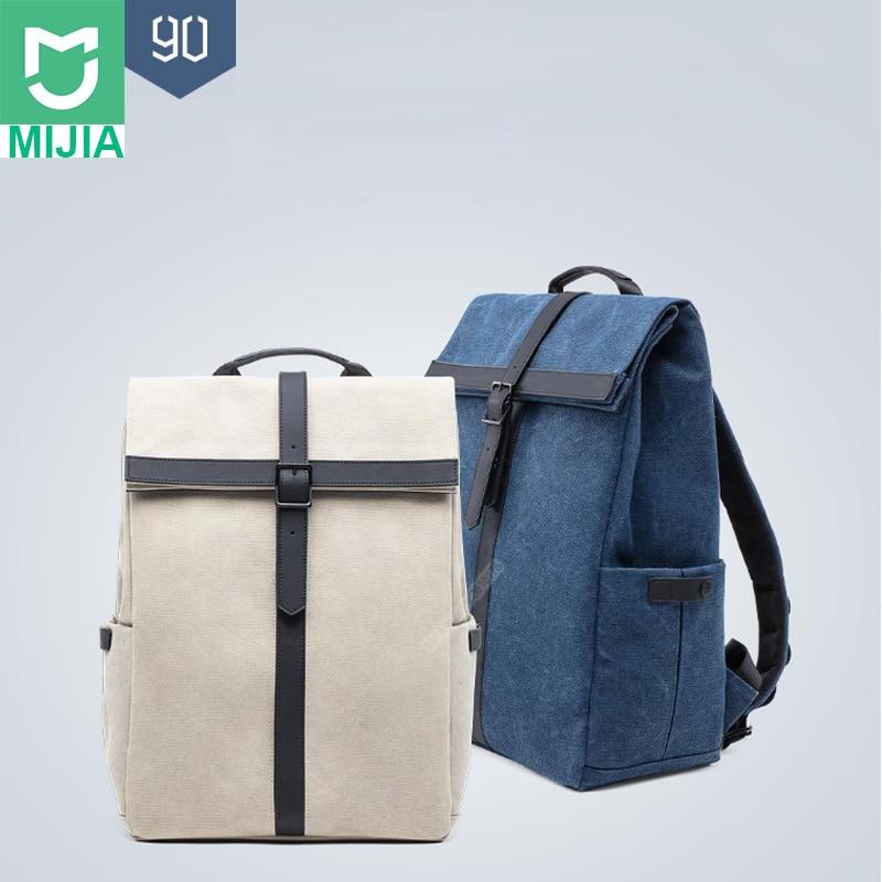New Xiaomi 90 Grinder Oxford Casual Backpack 15 inch Laptop Bag Multifunction Game Bag for Men