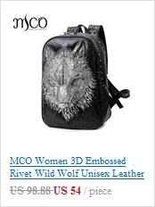 backpack women pu leather
