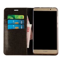 LANGSIDI Case For Meizu Pro 5 5 7 Business Genuine Leather Wallet Flip Cover With Card