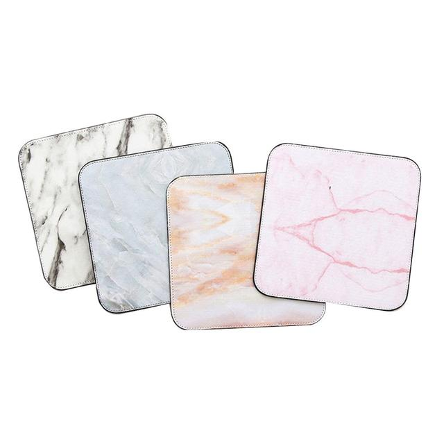 Hot Sale Innovative Marbled Mouse Pad Student Colorful Thickening High-End Gaming Computer Lockstitch Anti-Slip Soft Mouse Pad