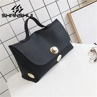 SHANSHUI Handbags 2017 Hot Sale Fashion Women Bag Lady Shoulder Crossbody Bags Women Wallet Famous Designer