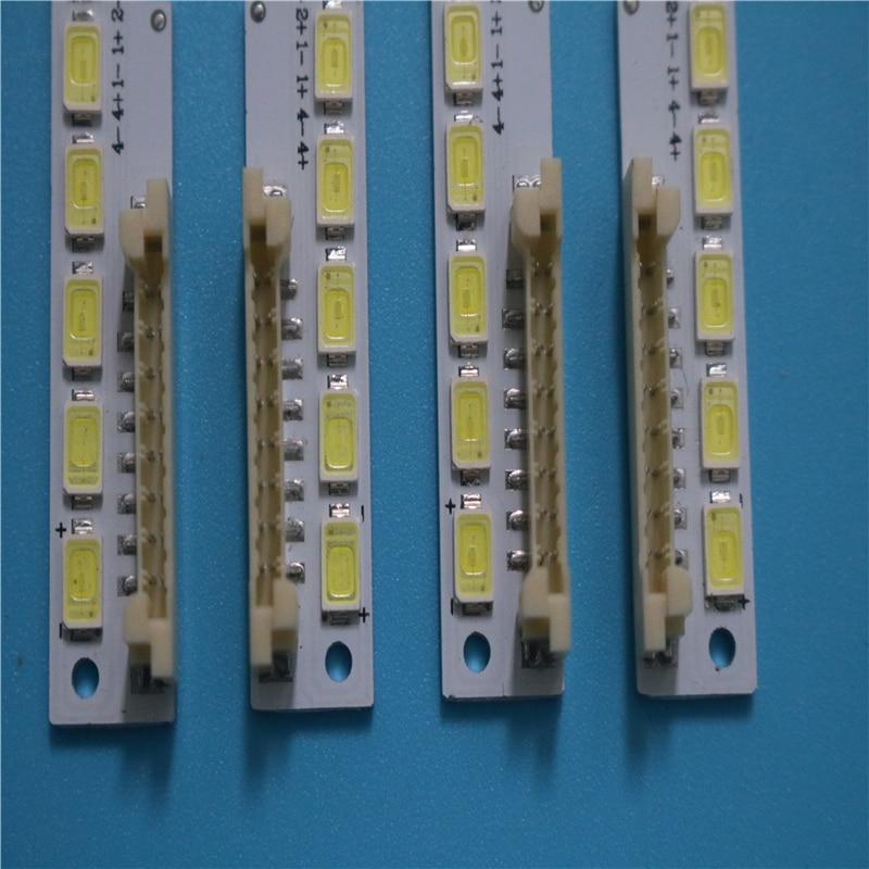 100New Original 4 PCS*84LED 570MM LED Strip 2011SVS46 FHD-6.5K RIGH LEFT For LTJ460HW01-H UA46D6400UJ BN64-01645A UN46D6900 5.0