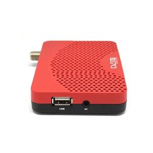 Image 5 - Vmade América del Sur DVB S2 receptor de satélite Digital H.264 caja de TV HD DVB S2 MINI sintonizador de TV apoya Youtube IPTV CCCAM receptores