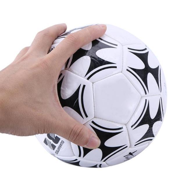Size 3 PVC Soccer Ball Outdoor Training Exercise Football For Children Kids Primary School Kindergarten Training