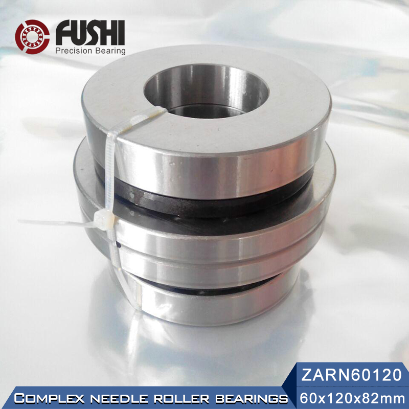 Combination Needle Bearing ZARN60120  ZARN70130  ZARN75155  ZARN90180 TN ( 1 PC) CNC Bearings 100pcs box zhongyan taihe acupuncture needle disposable needle beauty massage needle with tube