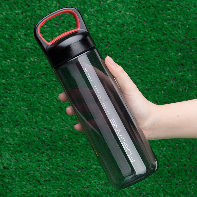 700ml Water Bottle Plastic Sports Portable Bike Outdoor High capacity Cycling Drink Fruit Infuser Shaker portable Bottles Gift