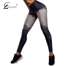 CHRLEISURE, Женские легинсы с цифровым принтом 3D, штаны, женская спортивная одежда, леггинсы для фитнеса, высокая талия, пуш-ап, леггинсы, джеггинсы, S-XL