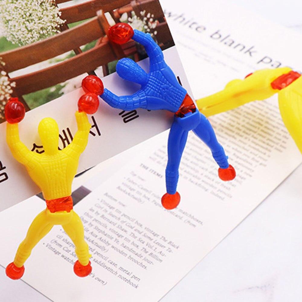 10 шт./лот, липкие скалолазание на стену, альпинист, мужские детские игрушки для вечеринок, забавный подарок на день рождения