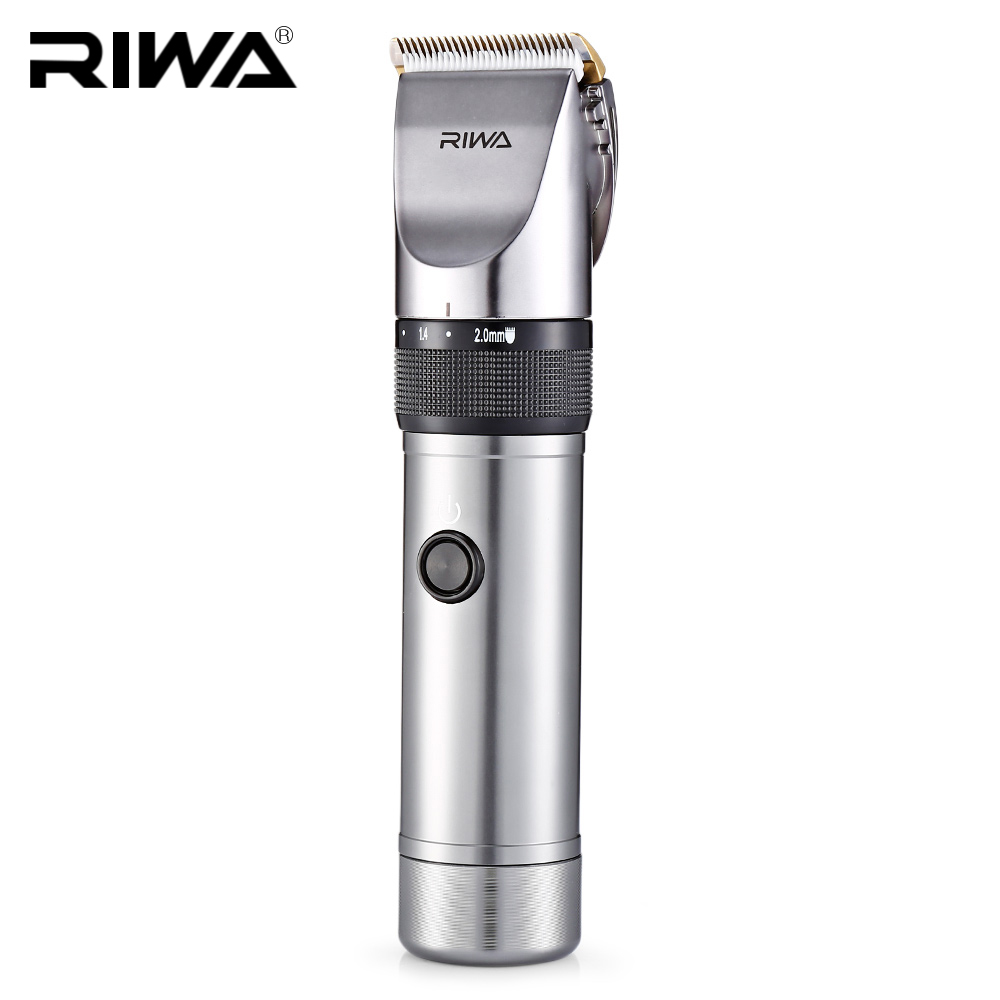 RIWA X9 Professional Hair Clipper Trimmer With Original Packaging Blade Hair Cutting Machine For Barber Haircut Hair Trimmer