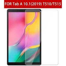 Закаленное стекло для samsung Galaxy Tab A 10,1 2019 защита экрана планшета для samsung T510 T515 Wi-Fi LTE HD защитная пленка