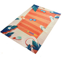 2016 New Summer Serviette De Plage Gifts Large Microfiber Printed Beach Towels Toalla Playa Rectangle Beach