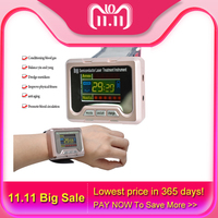 household healthy laser therapy instrument to treat hypertension,LLLT for diabetes,rhinitis,cholesterol,cerebral thrombosis