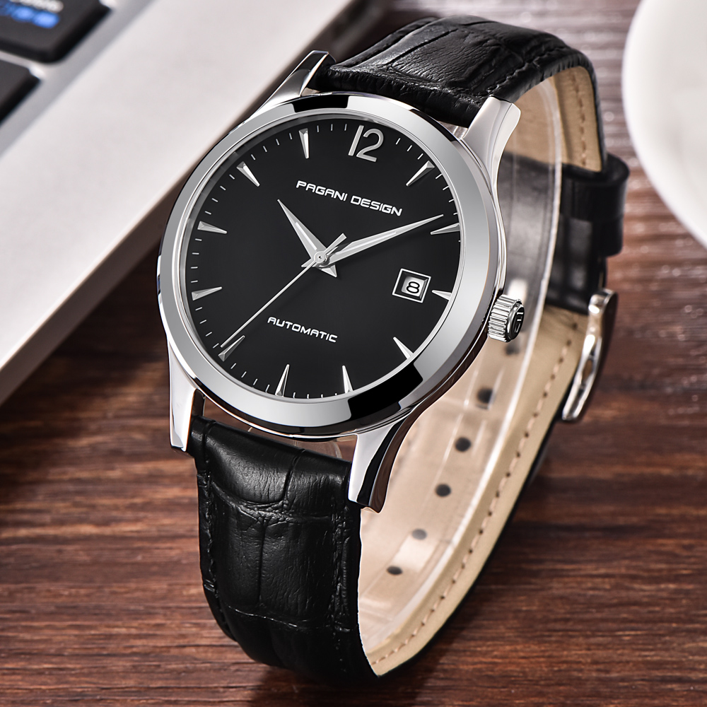 Men's Watches Winner Royal Classic Black Customized Brand Logo Box For Vip Dropshipping Wholesale Men Watch Packaging Box Wristwatch Gift Box High Standard In Quality And Hygiene