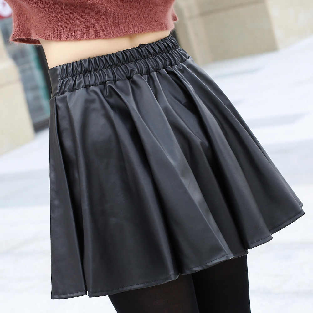 5705d172805 Spring Summer Women Casual Short Skirts Lady s Big size Solid loose plus  Size harem Hip Hop