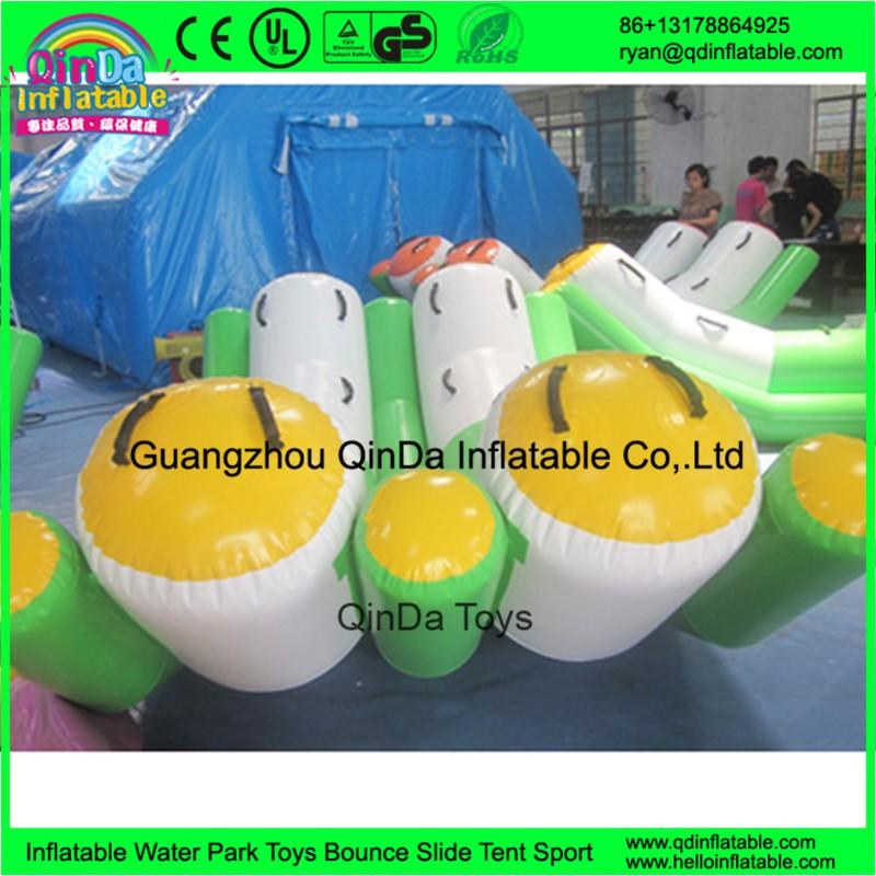 inflatable water seesaw teeter78