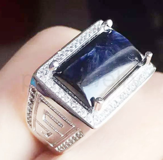 aaa blue stones to rough sapphire a grade real