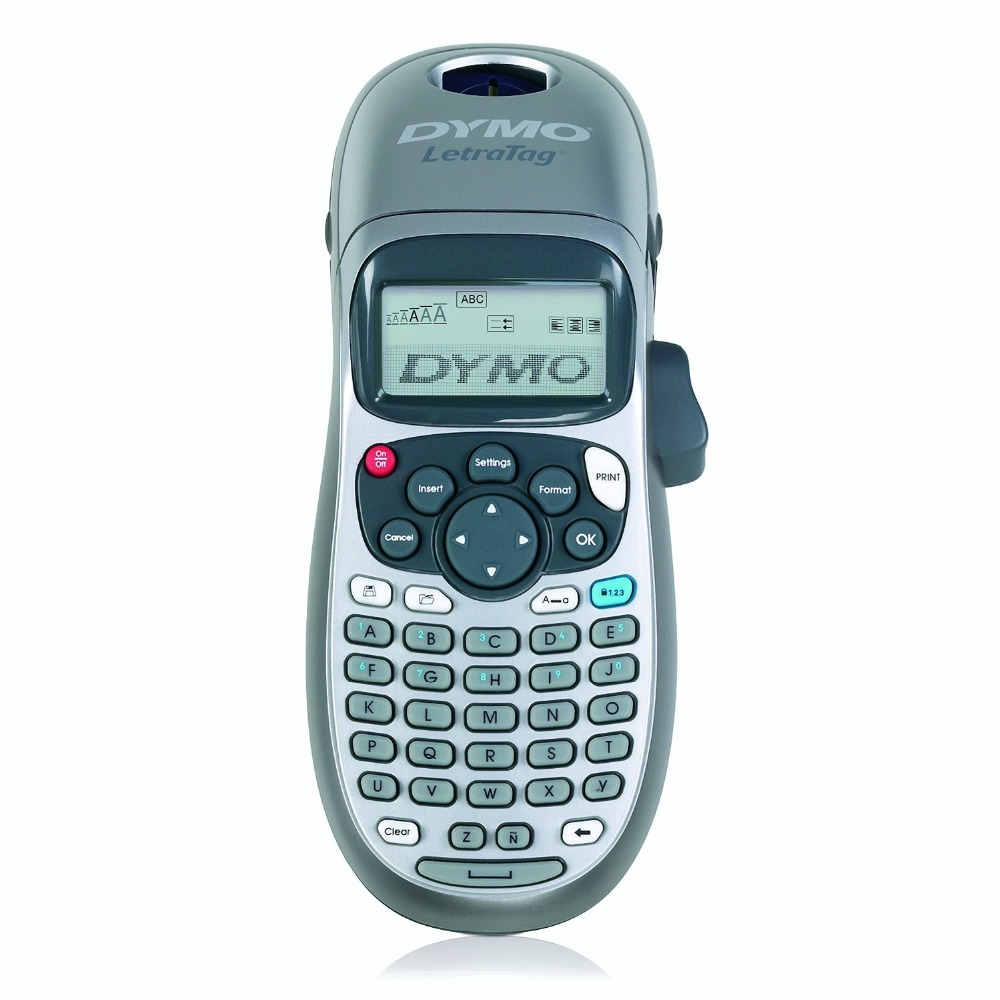 LetraTag Plus for Dymo LT 100H 21455 Handheld Label Printer Letratag office or home handheld portable