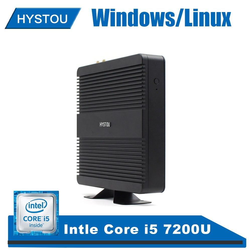 US $446 43 |Intel nuc,Core i5 6260U,DDR4,Gaming pc,Gaming Computer,Fanless  Mini PC, 4USB3 0,2USB2 0, WiFi, Bluetooth 4 2, OEM Win10 -in Mini PC from
