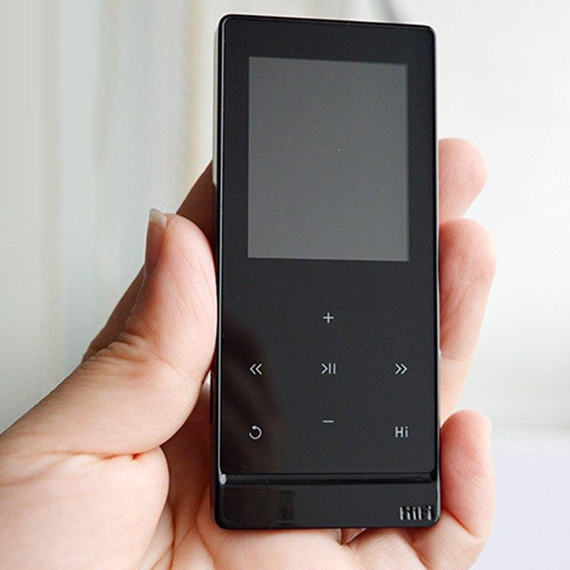 MP3/MP4 Lecteur avec bluetooth Salut-fi Sonore Sans Perte lecteur de musique avec à Touche FM Radio ND998