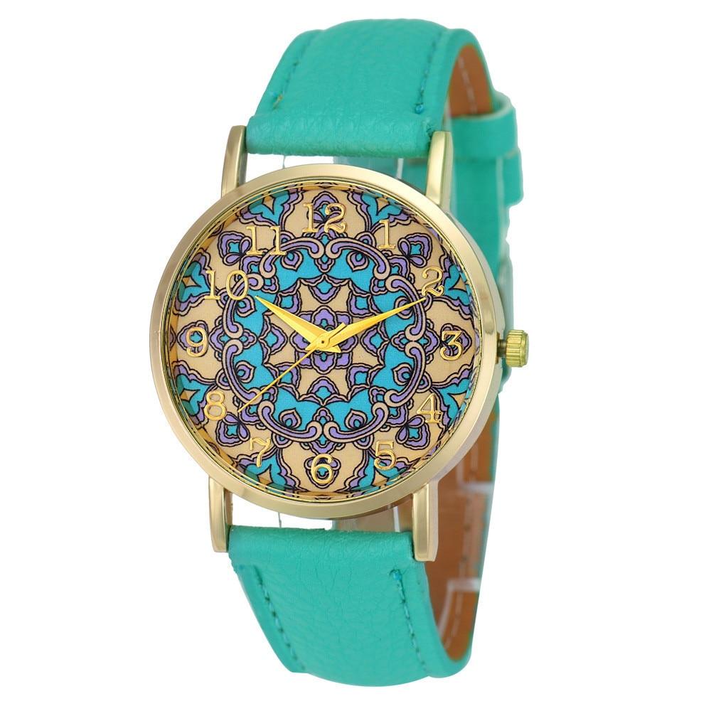 Lovesky 2016 Fashion Women Dress Watch Luxury Faux Leather Quartz Wrist Watches Female Bracelet Watch Clock Gift relojes mujer maybelline new york суперстойкий тональный крем superstay24 оттенок 30 золотисто бежевый 30 мл
