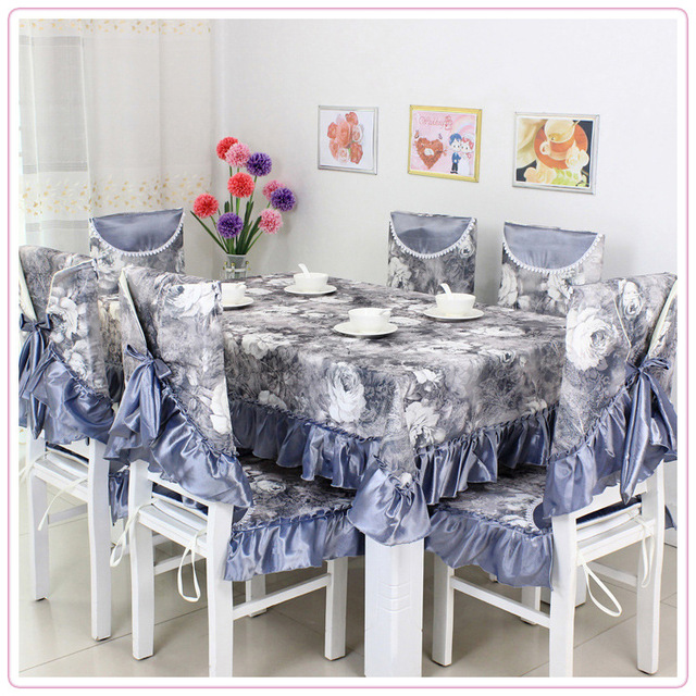 Accesorios de cocina conjunto mantel nappe mesa de comedor ...