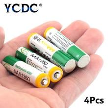 49% de réduction sur la batterie Rechargeable AAA HR03 LR03 MN2400 MICRO 24A 24AC 4003 824 1350mAh Ni-MH batterie Rechargeable multi-usages
