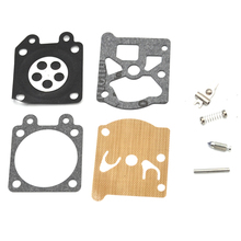10 Set Walbro Carburetor Repair  Kit For STIHL MS 180 170 MS180 MS170 018 017 Chainsaw Replacement Parts