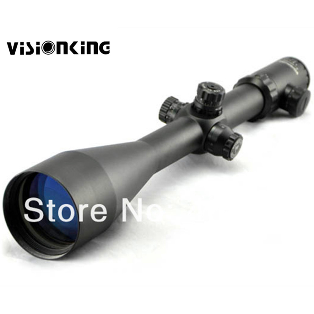 Visionking 4-48x65 Wide Field Of View Riflescope Mil-dot 35mm Rifle Scope Tactical Waterproof Military Scope For Rifle Hunting visionking 4 48x65 wide field of view riflescope mil dot 35mm rifle scope tactical waterproof military scope for rifle hunting