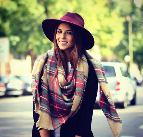 2016 za márka téli nők Cashmere sál Kockás túlméretezett 140X140cm négyzet alakú kendő 100% akril láncfű kötés meleg kendő, Wrap