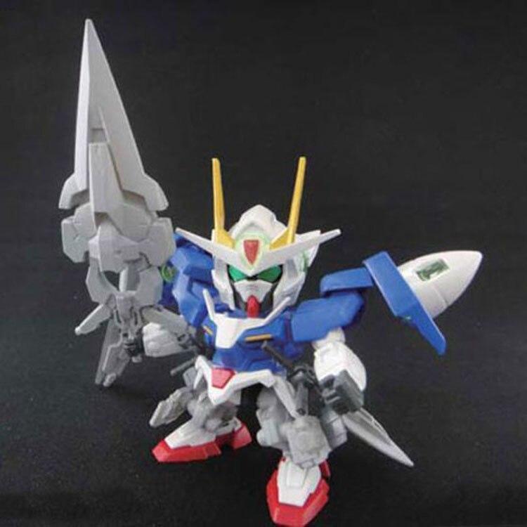 Decoration Toys Gundam Figures Seven Sword Gundam Action Figures 9cm Japanese Anime Figures Kids Gifts Toys Brinquedos