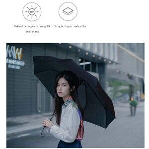 Image 2 - Youpin Kg Automatische Regen Paraplu WD1 Zonnige Regenachtige Zomer Aluminium Winddicht Waterdicht Uv Zon Paraplu Voor Mannen En Vrouwen