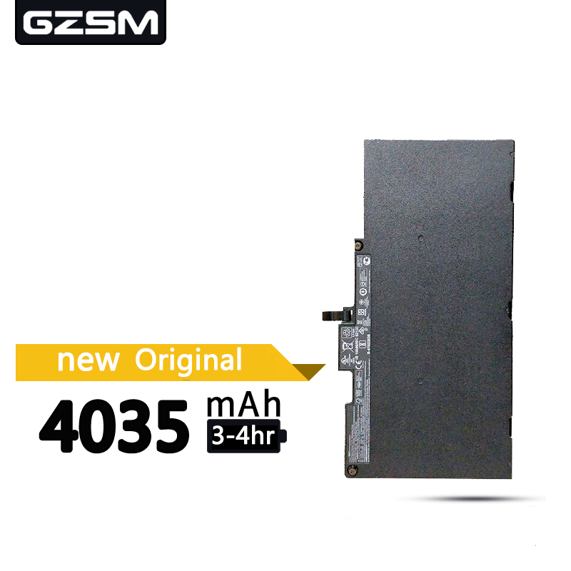 GZSM Laptop Battery CS03XL For HP 745  840 Batteries G2 G3 Battery For Laptop 850 G3  ZBook 15u G3 G4 Mt43 Laptop Battery