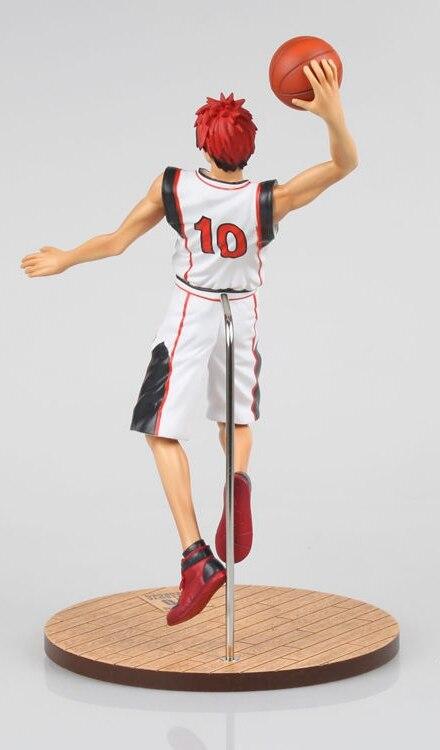 kuroko no basket model seirin basketball club kagami taiga figure