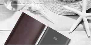 Image 3 - 100% Original Xiaomi Mi ngân hàng điện 10000 mah Pro Protetive case PU Leather Pouch Bìa Mi 10000 powerbank pro trường hợp (không có PowerBank)