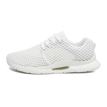 X Brand Men Sneakers Plus Size White Summer Soft Mesh Breathable Lightweight Men Casual Shoes Tenis Masculino Zapatilla Hombre