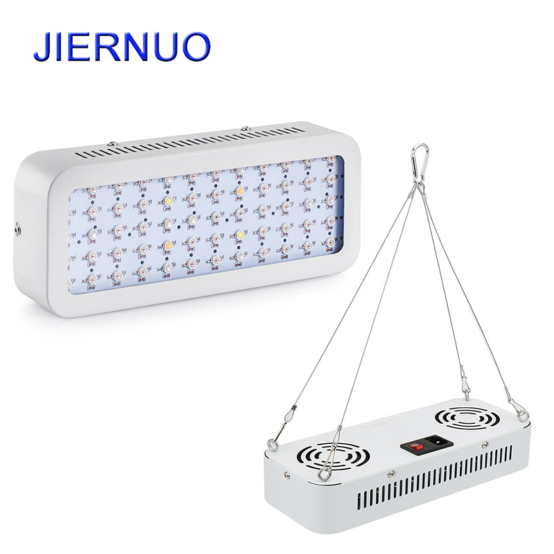 JIERNUO LED Grow Light 600W Mini double chips plants for lamps Full Spectrum for indoors plants Greenhouse plants growing 200w full spectrum led grow lights led lighting for hydroponic indoor medicinal plants growth and flowering grow tent