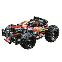 Venda única Técnica Da Cidade Series Super Carros de Corrida Modelo Building Blocks Brinquedos Para Crianças dom Compatível Com Legoings carro