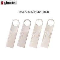 Original Kingston 100 MB S High Speed Data Transfer DT SE9 G2 USB 3 0 Metal
