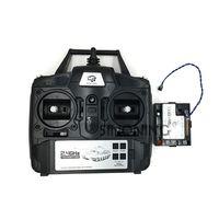 2.4GHz 5.3 Version 1/16 Controller Transmitter Remote Control Set For Heng Long RC Tank