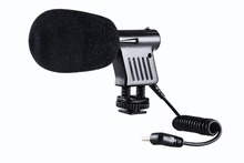 BOYA BY-VM01 Directional Video Condenser Microphone for Canon Nikon DSLR Camera for Canon Sony Gopro DSLR Camera Camcorder