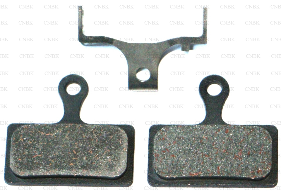 1 Set Shimano G01S Resin Disc Brake Pads for XTR BR-M985 SLX BR-M675 RS785 CX75