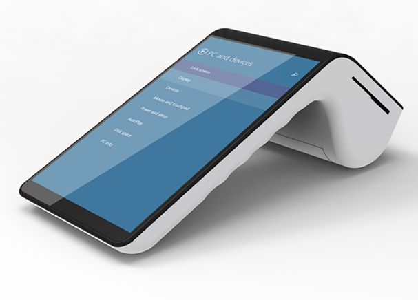 All In One Mobile Portable Android Tablet Pos Terminal